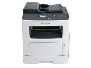 Lexmark MX310DN mono laser MFP, 33 ppm, síť, duplex, ADF, fax