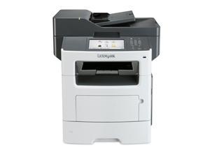 Lexmark MX611De mono laser MFP, 47 ppm, síť, duplex, fax, RADF, dotykový LCD
