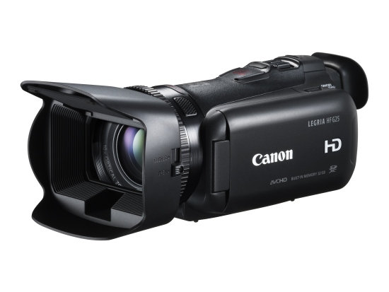 Canon HF G25 Full HD kamera - HD CMOS Pro, 2MP,10x zoom,32GB,Black