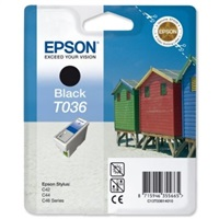 EPSON cartridge T0361 black (domky)