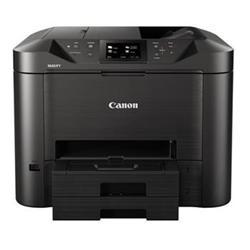 Canon MAXIFY MB5450 (Tisk, kopírování, skenování, faxování a podpora ethernetu, Wi-Fi i Cloud Link)