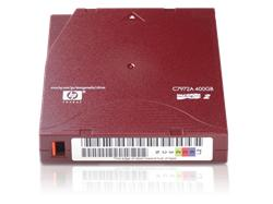Kazeta HP ultrium2 400 GB | 1ks