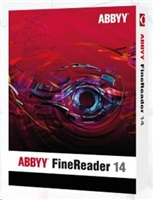 ABBYY FineReader 14 Standard / Upgrade / standalone / ESD