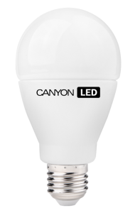 Canyon LED COB žárovka, E27, kulatá, 12W, ekv. 75W, 1.055 lm, teplá bílá 2700K, 2+2 ZDARMA + doprava ZDARAMA