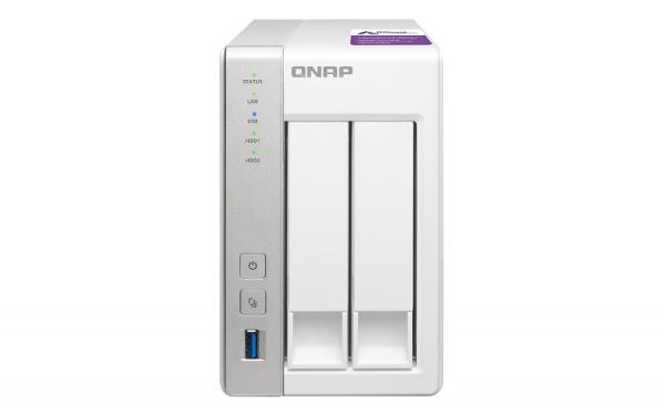QNAP TS-231P2-1G (1,7GHz/1GB RAM/2xSATA)