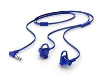 HP In-Ear Headset 150 - Dragonfly Blue - REPRO