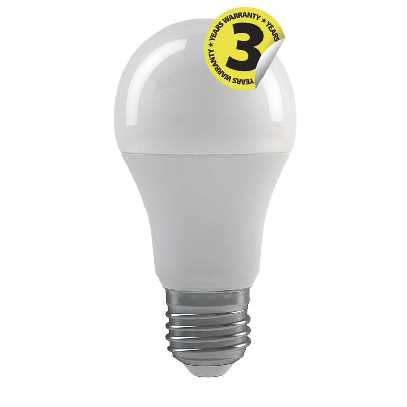 Emos LED žárovka Classic A60, 10,5W/75W E27, WW teplá bílá, 1060 lm, Classic A+