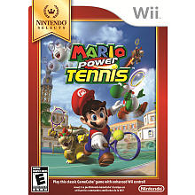 Nintendo Wii hra Mario Power Tennis Nintendo Select