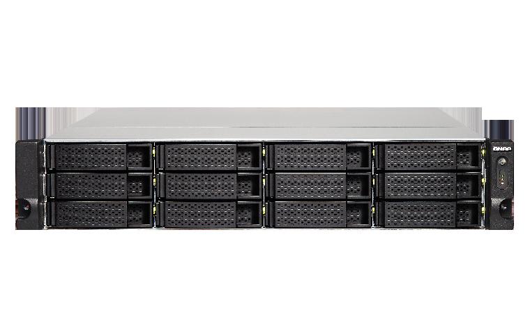 QNAP TS-1273U-8G(2,1GHz/8GBRAM/12xSATA/SFP+)