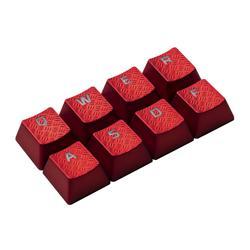 Kingston HyperX FPS & MOBA herní klávesy Upgrade Kit (červená)