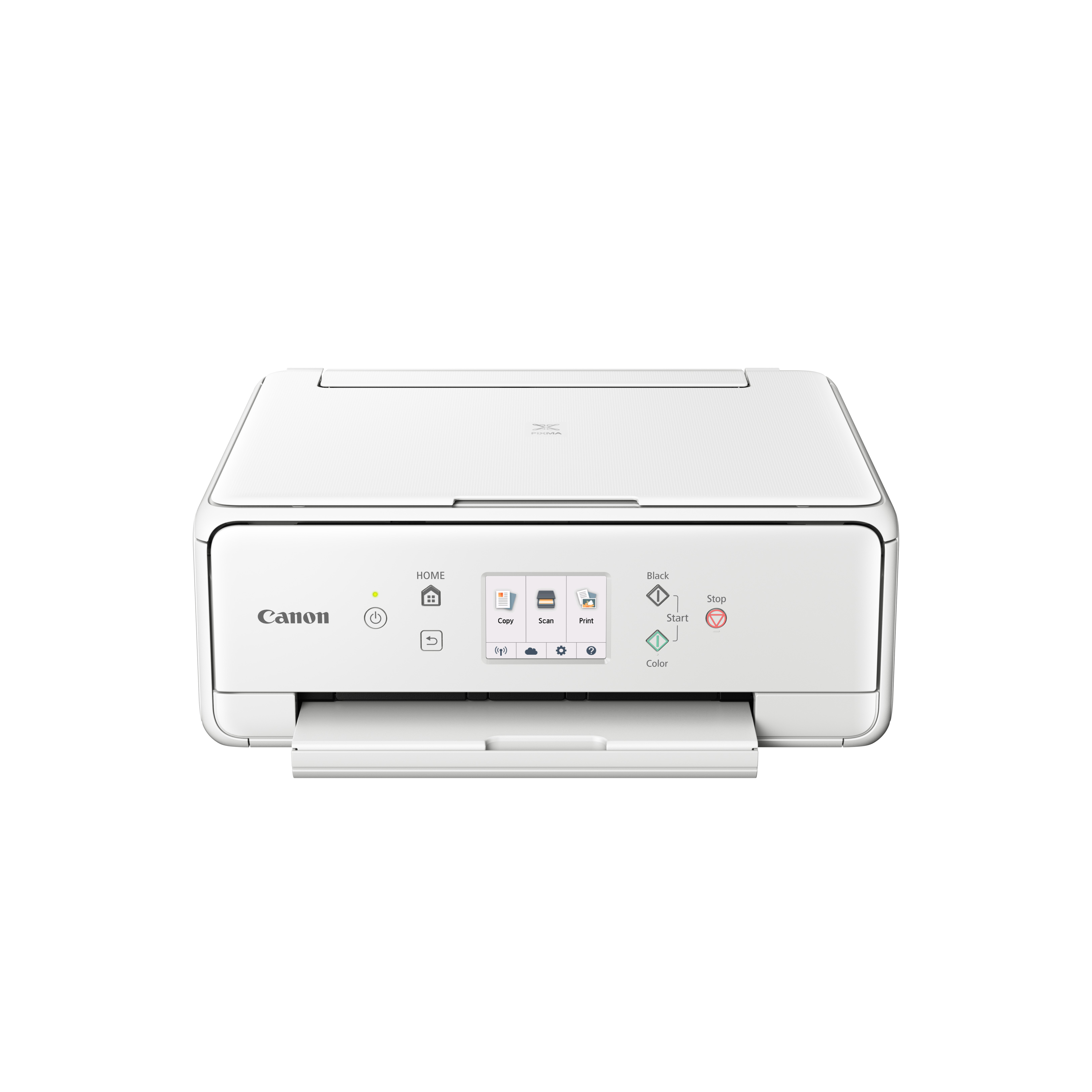 Zlevněné zboží: Canon PIXMA TS6051 - PSC/Wi-Fi/AP/WiFi-Direct/Duplex/PictBridge/4800x1200/USB white