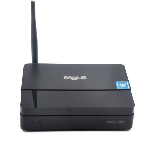 Mele PCG03 APO, QC 1,1GHz/16GB/32GB/WLAM/GL/BT/SD/W10 Home (64bit)