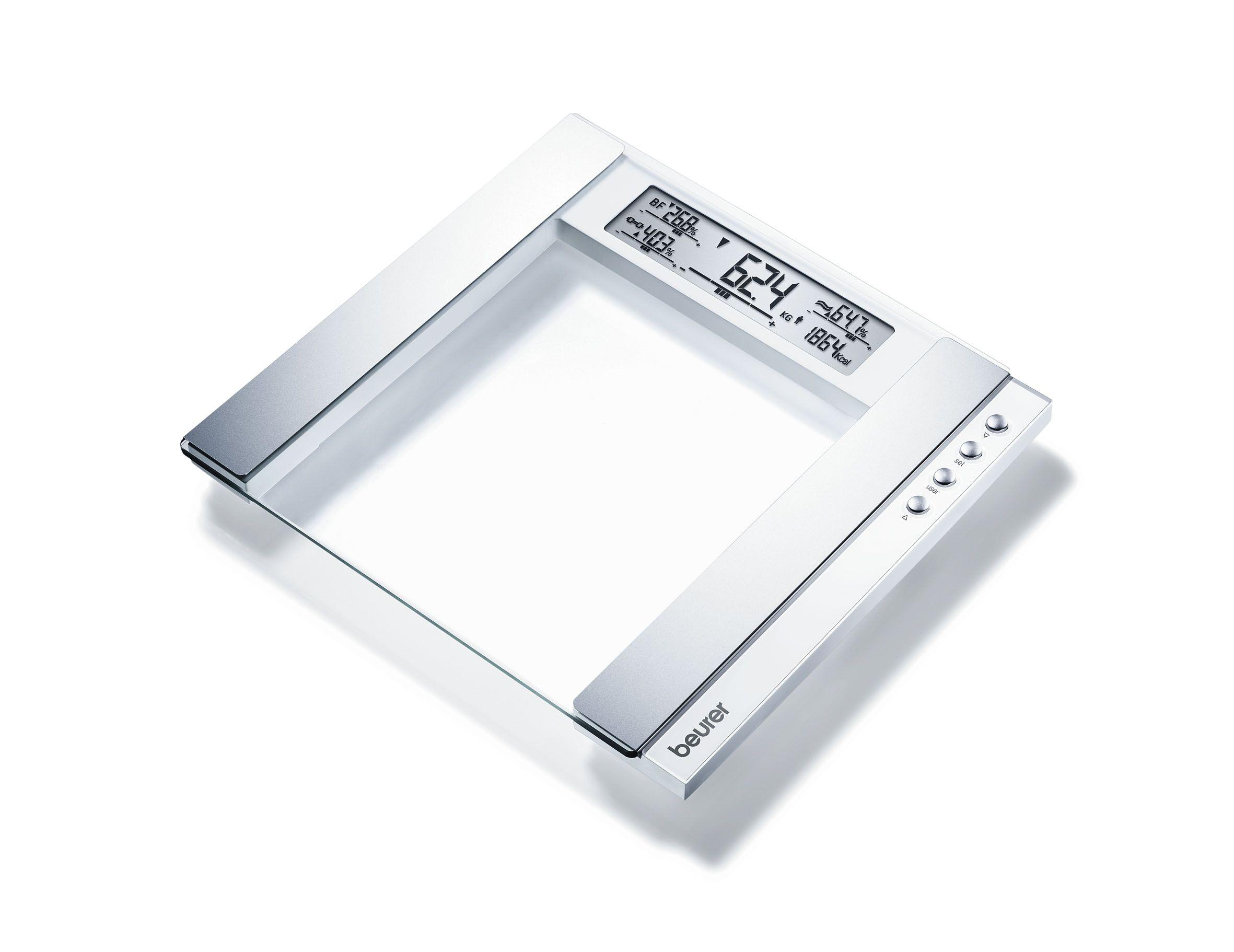 Osobní váha Beurer BG 55 bílá