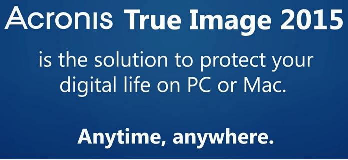Acronis True Image 2018 - 5 Computers ESD CZ