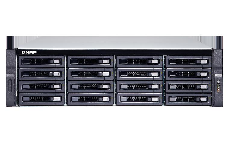 QNAP TS-1673U-8G(2,1GHz/8GB RAM/16xSATA/SFP+)