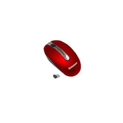 Lenovo Mouse Wireless N3903A červená