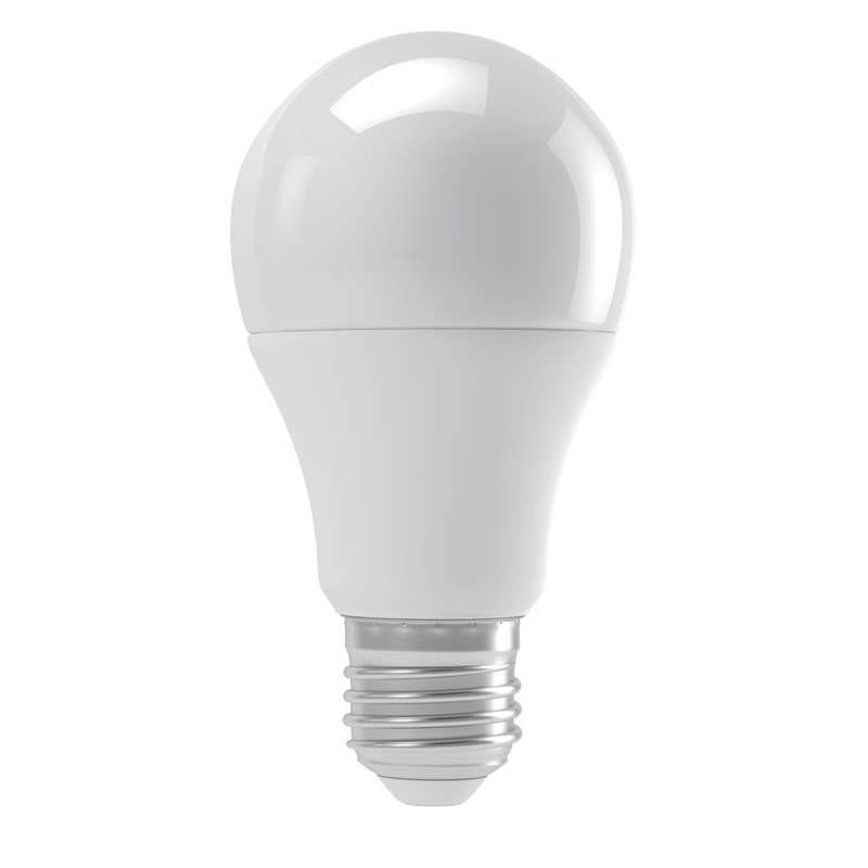 Emos LED žárovka Classic A60, 9W/60W E27, WW teplá bílá, 806 lm, Classic A+