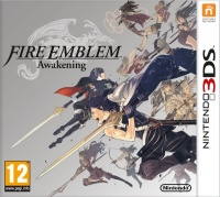 Nintendo 3DS hra Fire Emblem: Awakening