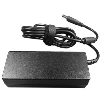 Dell-Euro-90W-3 Pin-AC Adapter-1M-Power Cord,pro Lat D430-D830,Vostro....
