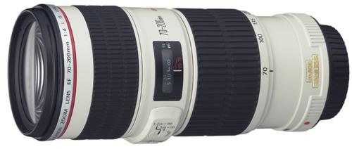 Objektiv Canon EF70-200mm f/4.0 L IS USM