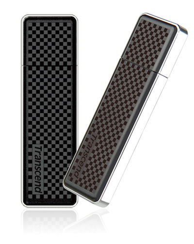 Transcend JetFlash 780 flashdisk 32GB USB 3.0, šachovnicový design, 75/210MB/s