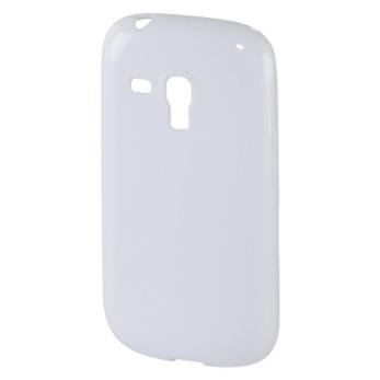 Hama kryt TPU pro Samsung Galaxy S III mini, bílý