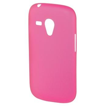 Hama kryt Ultra Slim pro Samsung Galaxy S III mini, růžový