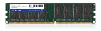 2GB DDR 400MHz ADATA, kit 2x1GB