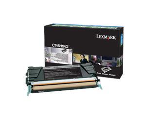 Toner Lexmark black| return | 12000str | C746/C748