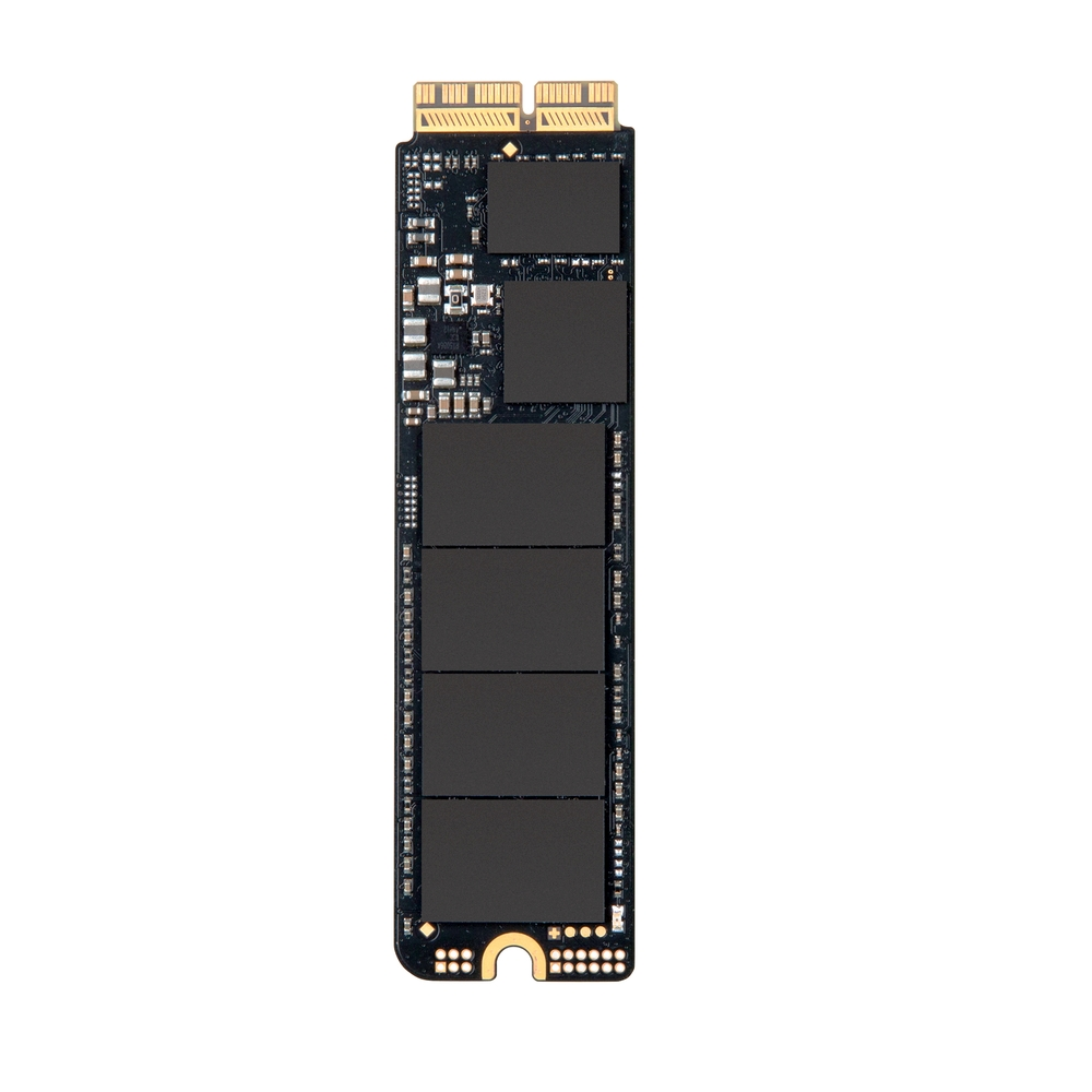 Transcend 240GB, Apple JetDrive 820 SSD, PCIe Gen3 x2, (3D TLC)