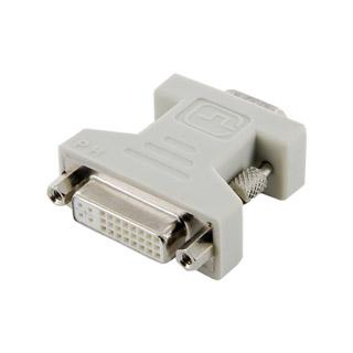 4World Adaptér DVI-I 24+5F - VGA M Black