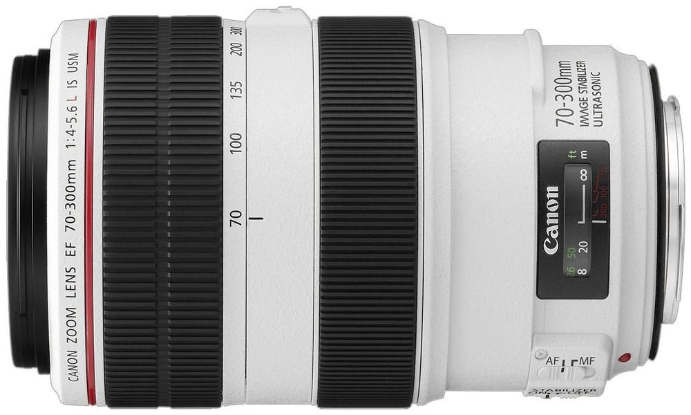 Objektiv Canon EF 4,0-5,6/70-300 L IS USM