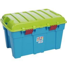 Box s víkem Wham 11882 50L modrý