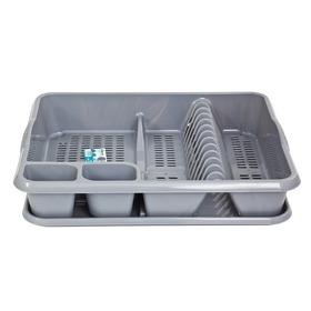 Odkapávač na nádobí Wham 12675 stříbrný