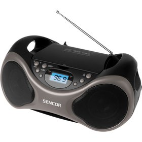 Autorádio Sencor SPT 225 s CD/MP3/USB