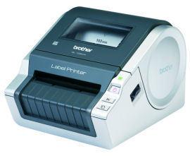 Brother QL-1060N tiskárna samolepících štítků se síť. připojením