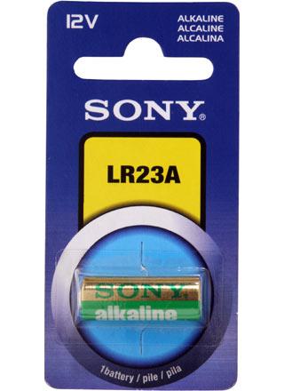 SONY Alkalické baterie LR23NB1A, LR23 mini