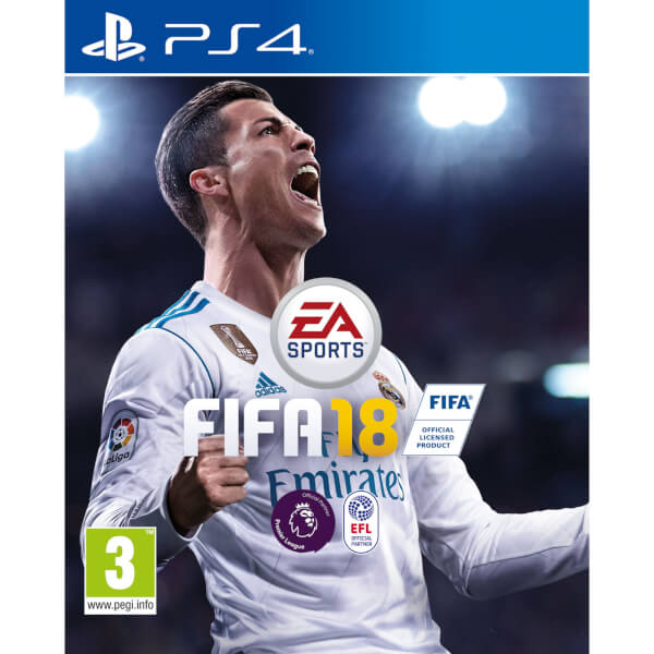 ELECTRONIC ARTS PS4 - FIFA 18