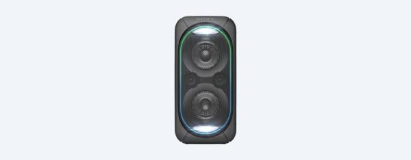 SONY GTK-XB60B Domácí audiosystém s vysokým výkonem Black