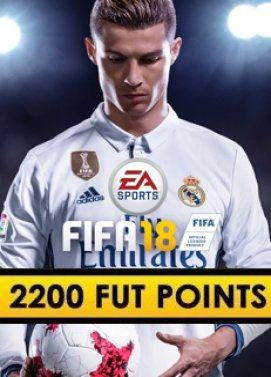 PC - FIFA 18 2200 FUT POINTS