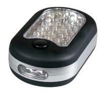 Emos LED svítilna univerzální 24+3 LED, 3x AAA, magnet