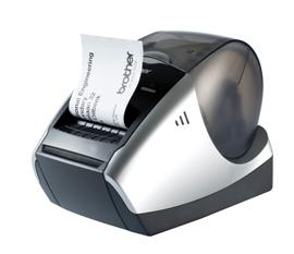 Brother QL-570 tiskárna samolepících štítků