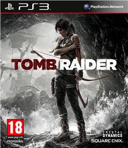 PS3 - Tomb Raider