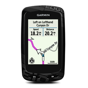Garmin Edge 810 Black Bundle Premium, 2.6'', bez TOPO map