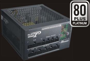 Zdroj Seasonic X-520FL2 520W 80 Plus Platinium retail, bez ventilátoru