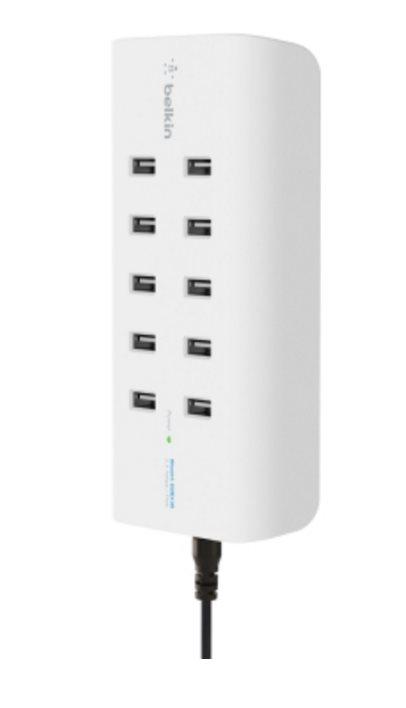 Belkin USB 2.0 Hub 10 portů