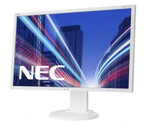 "NEC 22"" E223W - 1680x1050, TN, W-LED, 250cd, D-sub, DVI, DP, černý"