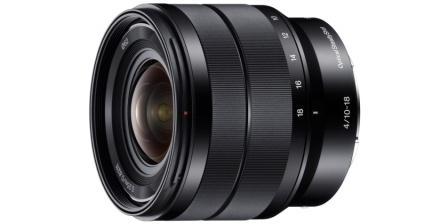Sony 10-18mm f/4.0 (SEL1018.AE) objektiv