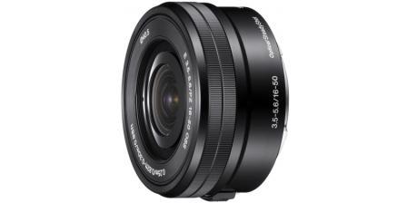 SONY SELP1650 - Objektiv 16–50 mm s elektronickým motorickým zoomem