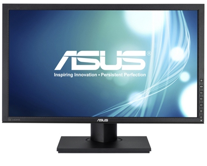 "23"" LED ASUS PB238Q - Full HD, 16:9, DVI,DP,HDMI, repro. - AKCE"